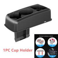 Superb Seat Seam Wedge Drink Cup Holder Travel Drink Mount Stand Storage Nylon