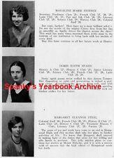 1928- Hempstead High School Yearbook~Photos~History~Baseball~Long Island NY~++++