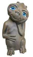 E.T. Petit Extra Terrestre figurine 20 cm Modèle déposé N°314  des années 1982