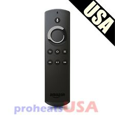 New! ORIGINAL Amazon Fire TV Stick/Box Alexa Voice Remote Control DR49WK B BST#