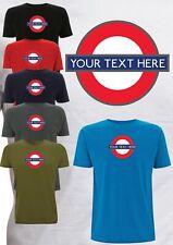 F*ck Brexit T-Shirt UK Britain Exit Funny London Underground Europe