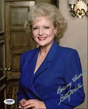 BETTY WHITE #2 REPRINT 8X10 AUTOGRAPHED SIGNED PHOTO GOLDEN GIRLS MAN CAVE GIFT