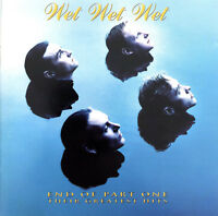 Wet Wet Wet CD End Of Part One (Their Greatest Hits) - France (EX+/EX+)