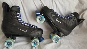 Nike Bauer roller skate conversions turbo size 12,11,10 Airwave/SIMS