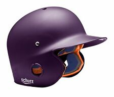 Schutt Sports Junior Osfm 2742 Air Pro 4.2 Bb Batter's Helmet, Purple Matte C.