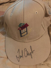 PGA Fred Couples Autographed Golf Hat