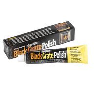 Stovax Black (graphite) Grate Polish for Stove Cast Iron BBQ Fire Basket