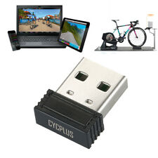 Dongle USB ANT+ Recevier Sensor Cycling For Garmin Zwift Wahoo Sunnto Perf Games