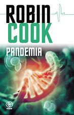 Pandemia  - Cook Robin -  POLISH BOOK - POLSKA KSIĄŻKA