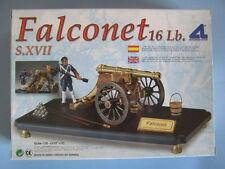 FALCONET 16 Lb. (S. XVII). ARTESANIA LATINA. 1/30. NUEVO