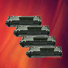 4 Toner Cartridge 104 for Canon imageCLASS MF4270 D480