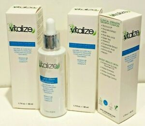 Vitalize Follicle Stem Cell Serum: Promotes Existing Hair Growth Sealed 3 SERUM