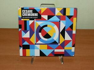 CESARE CREMONINI - LA TEORIA DEI COLORI CD MUSICA USATO SICURO
