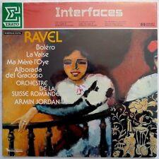 Erato HP 5201 Armin Jordan RAVEL Orchestre de la Suisse Romande MINT gatefold