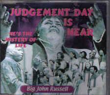 Big John Russel-Judgement Day Is Near cd maxi single