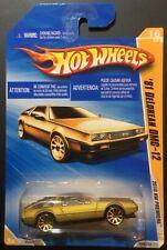 Hot Wheels81 DeLorean DMC-12.  2010 HW Premiere Series. Bronze