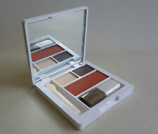 1x CLINIQUE all about shadow duo & soft-pressed powder blusher Palette, New!