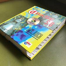 dBAse 5.0 - DAS bhv BUCH - Erste Auflage von 1995 - Mit CD in ungeöffneter Hülle
