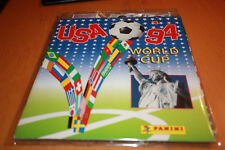 Panini USA 94 Blue back loose sticker set, empty album, cromos 330