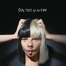 Sia - This Is Acting CD Album