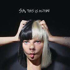 Sia Album 2016 Music CDs