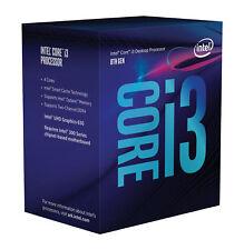 Intel Core I3 8100 - 3.60GHz BX80684I38100 Processor