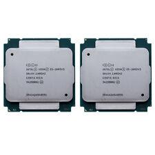 Lot of 2 pcs Intel Xeon E5-2683 V3 2.0GHz 14Core 35M SR1XH 9.6GT/s LGA2011-3 CPU