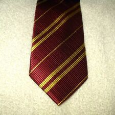 Tie Novelty Cosplay Harry Potter Gryffindor Red & Gold
