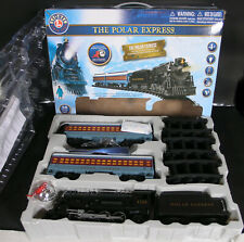 Lionel The Polar Express Battery-powered Model Train Set, Ready to Play with Rem