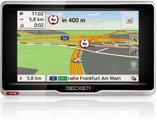 Becker transit.5 LMU Truck & Camper Navigationsgerät 5 Zoll Kartenupdates