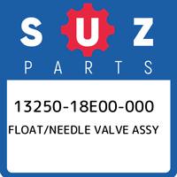 13250-18E00-000 Suzuki Float/needle valve assy 1325018E00000, New Genuine OEM Pa