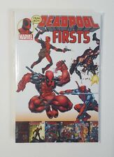 DEADPOOL FIRSTS TPB -- New Mutants 98 - Retails for $34.99 1st Issues Appearance