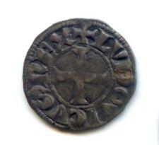 FRANCE LOUIS IX (1245-1270) DENIER TOURNOIS DUPLESSY 193