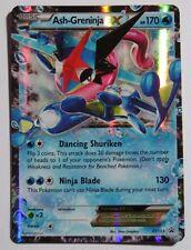 Ash-Greninja EX - XY133 - Ultra Rare Promo Pokemon Card