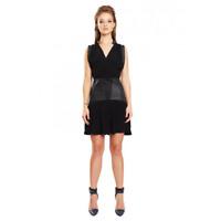 TOI ET MOI - L'Inverse Dress (TEM1413 - Black size 8)