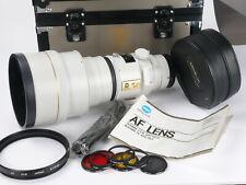 Minolta 300mm F2.8 APO camera lens