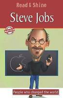 Steve Jobs, Paperback by Pegasus, Brand New, Free P&P in the UK