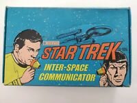Star Trek 1974 Unused Inter-space Communicator In Original Box - Lone Star