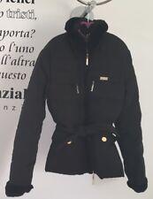 Piumino Nero CELYN B Elisabetta Franchi , Taglia 42