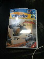 Vtech Kung Fu Panda 2 V.Reader Ages 4-6 New