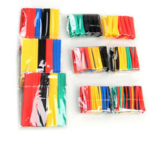 328pcs Polyolefin 2:1 Heat Shrink Tubing Electrical Wrap Wire Cable Sleeving 8H&