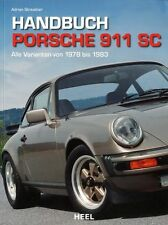 HANDBUCH Porsche 911 Typ SC Reparaturanleitung Reparaturbuch Reparatur Wartung