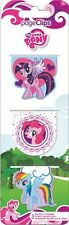 MY LITTLE PONY - MAGNETIC PAGE CLIPS - BRAND NEW - BOOK READING BOOKMARK 4601