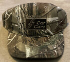Federated Car Care RealTree Camouflage StrapBack Hat Cap - New