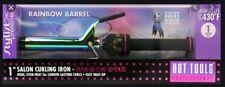 "Hot Tools Pro SALON CURLING IRON - RAINBOW GOLD 1""  (HT1181RB)"