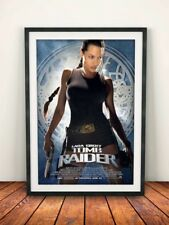 Lara Croft Tomb Raider 2001 Movie Poster Print