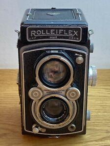 Rolleiflex DRP / DRGM Twin Lens Reflex Camera Available Worldwide