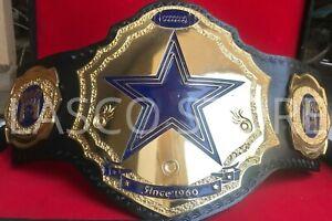 Lasco's Dallas Cowboys American Football Team Championship Title Belt