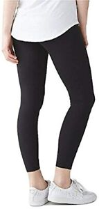 "Lululemon Align 7/8 Pant 25"" Black Womens Size 6"