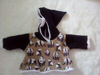 Puppenkleidung 43 cm für junge oder Mädchen